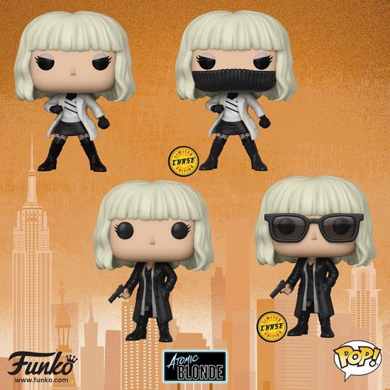 NYTF Atomic Blonde Pop!