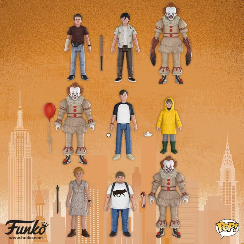 NYTF IT Action Figures