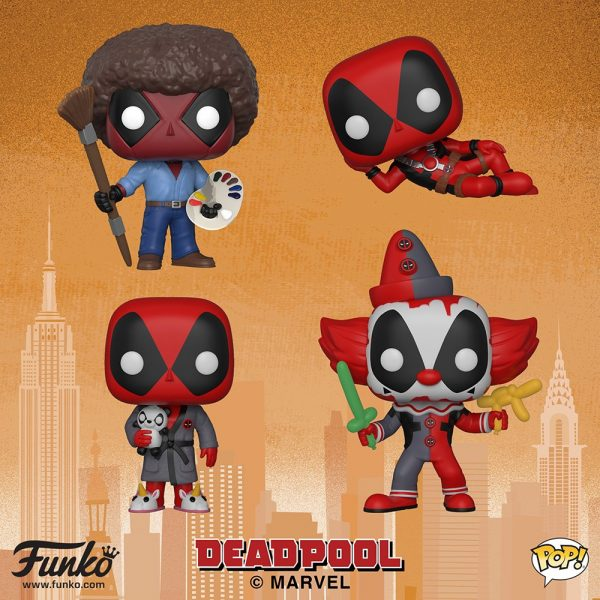 NYTF Deadpool Pop!