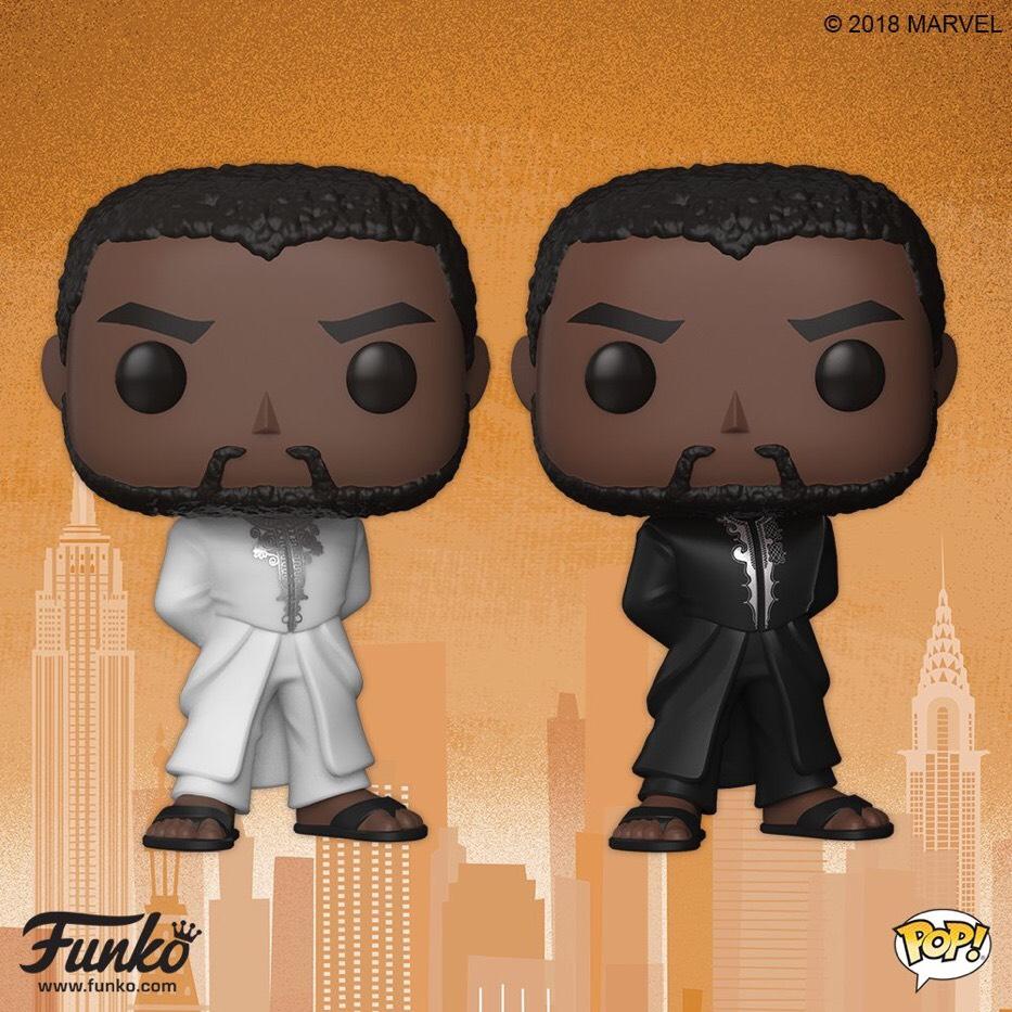 NYTF Black Panther Pop!