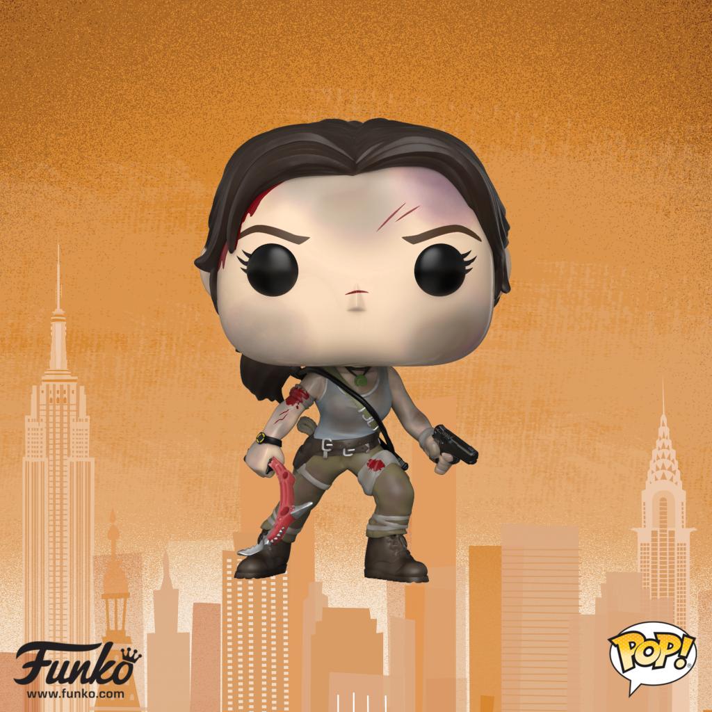 NYTF Lara Croft Pop!