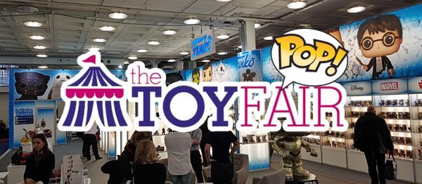 london toy fair 2018 funko