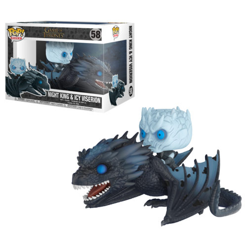 Night King on Dragon Funko Pop Rides