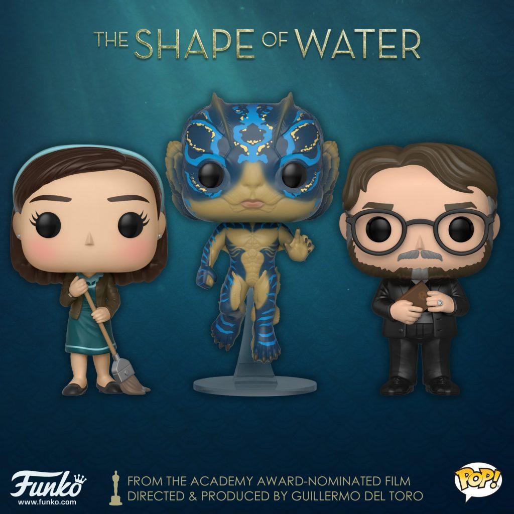 Shape of Water Funko