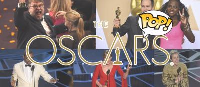 The Oscars Funko Pop