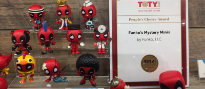 People's Choice Toy of the Year Award 2018