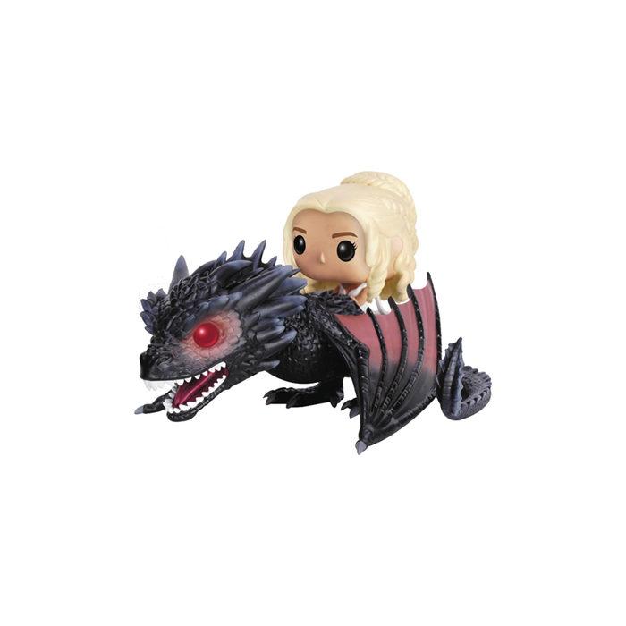 Daenerys and Drogon Funko Pop
