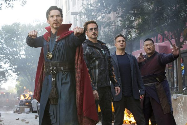 Avengers still