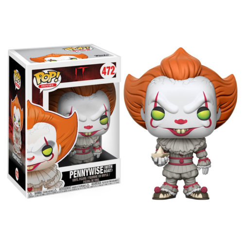 Pennywise with boat Funko Pop