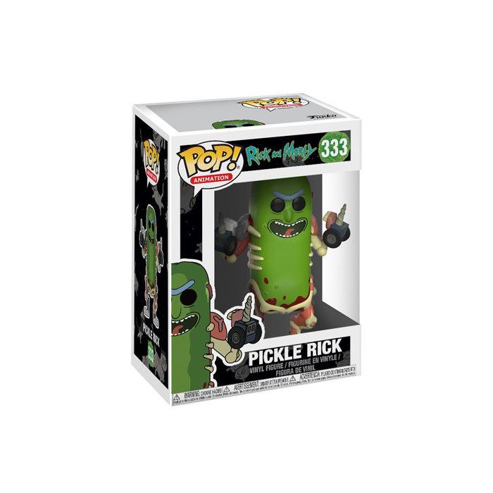 Pickle Rick Funko Pop