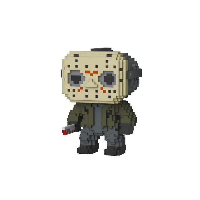 Jason Voorhees 8-Bit Funko Pop