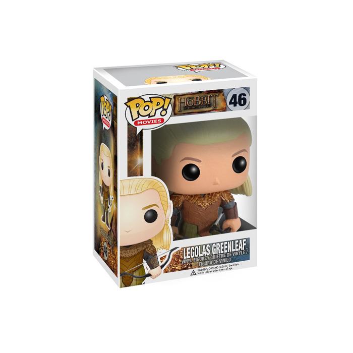 Legolas Greenleaf Funko Pop! uit The Hobbit nu exclusief ...