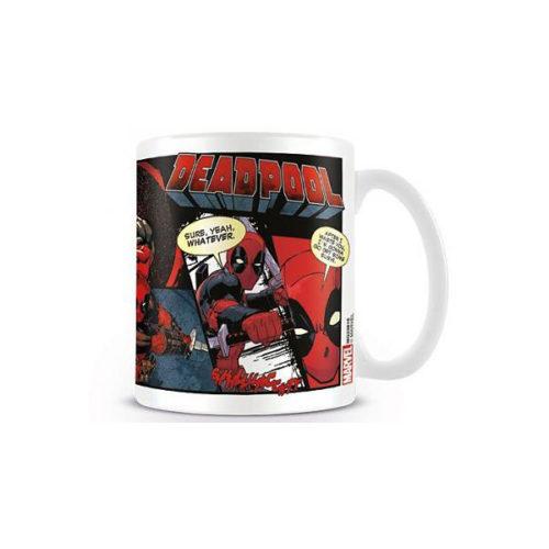 Deadpool Comic Mok