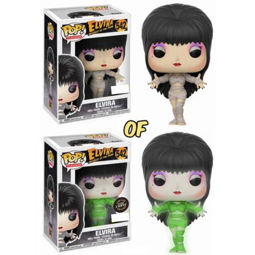 Elvira Mummy Funko Pop