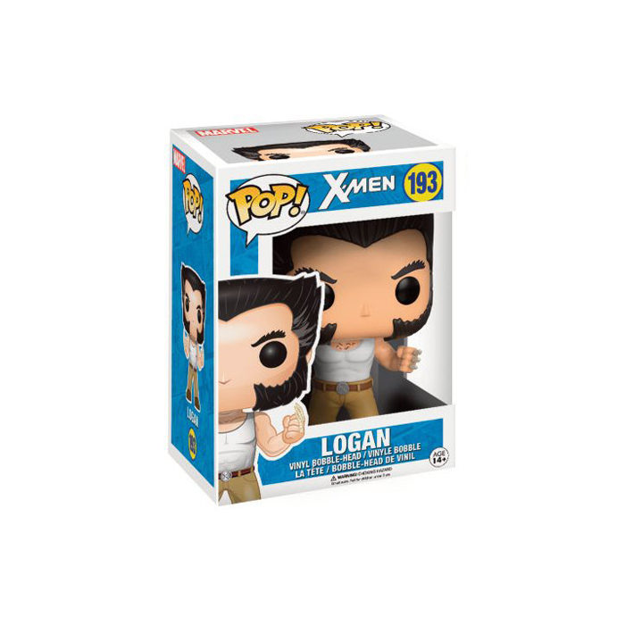 Logan Tank Top Funko Pop