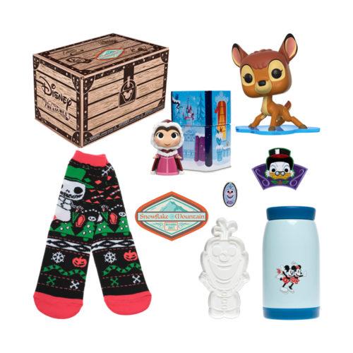 Snowflake Mountain Disney Treasures Box