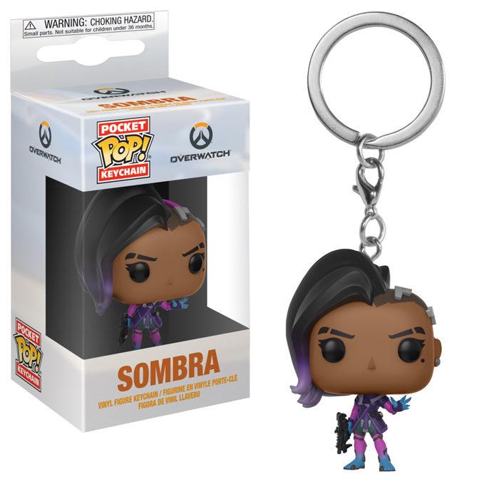 Sombra Pocket Pop Keychain