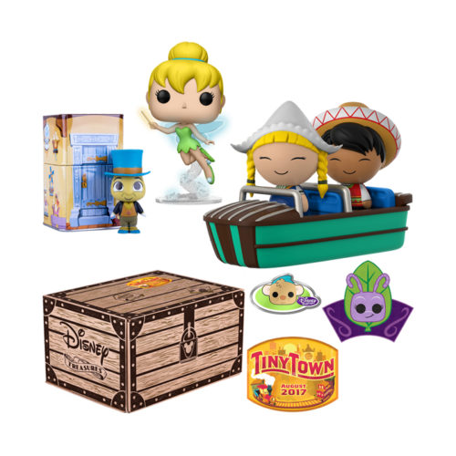 Tiny Town Disney Treasures Box