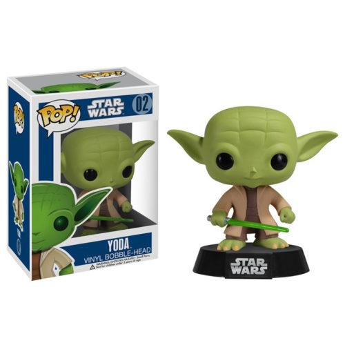Yoda Funko Pop