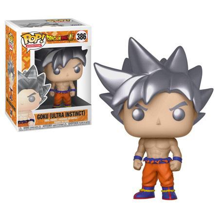 Goku Ultra Instinct Funko Pop