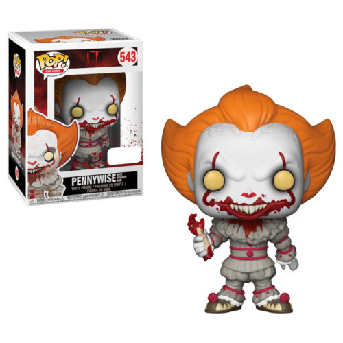 Pennywise with Severed Arm Funko Pop