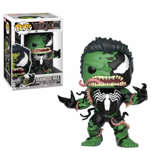 Venom Hulk Funko Pop