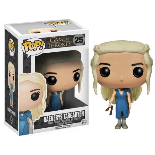 Daenerys Targaryen in Blue Dress Funko Pop