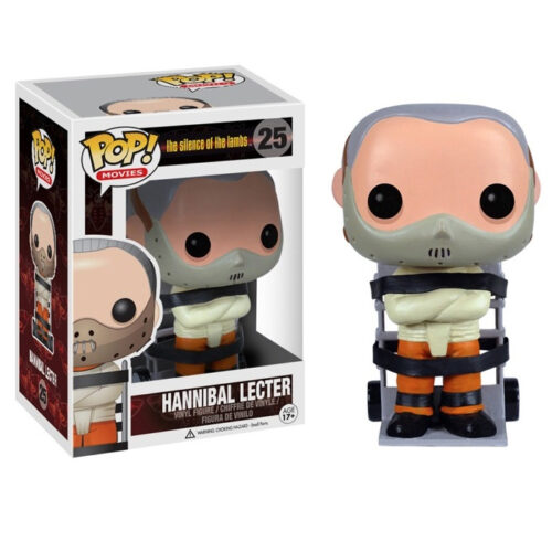 Hannibal Lecter Funko Pop