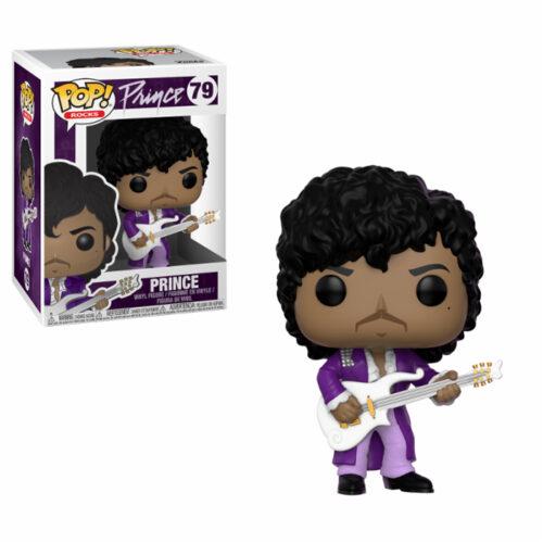 Prince Purple Rain Funko Pop