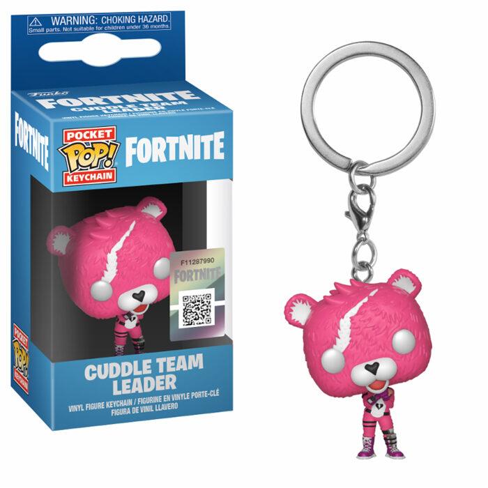 Cuddle Team Leader Pocket Pop Keychain