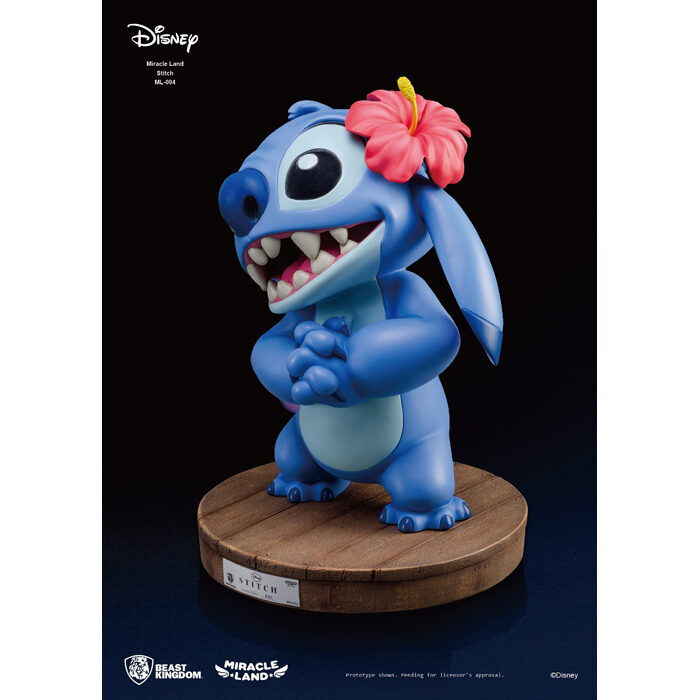 Stitch Statue Beast Kingdom