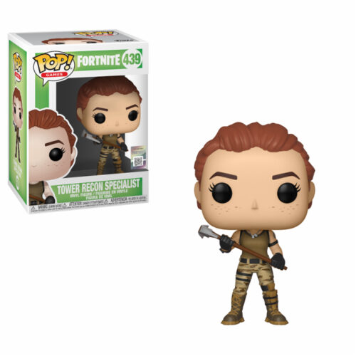 Tower Recon Specialist Funko Pop