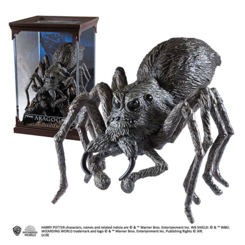 Aragog Magical Creatures The Noble Collection