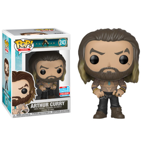 Arthur Curry NYCC Funko Pop