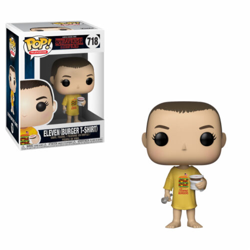 Eleven Burger T-Shirt Funko Pop