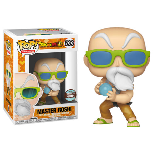 Master Roshi Max Power Funko Pop