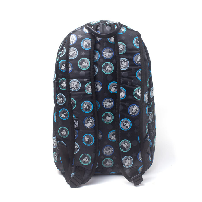Mickey Mouse All Over Printed Backpack