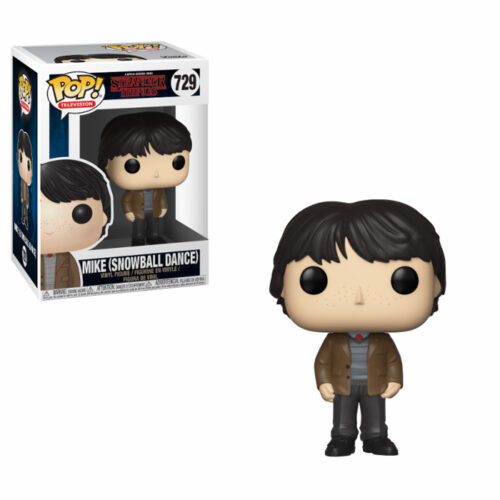 Mike Snowball Dance Funko Pop