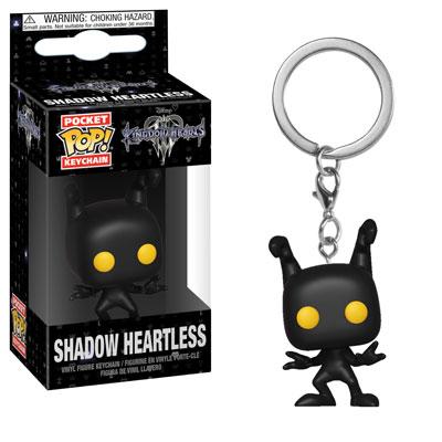 Shadow Heartless Kingdom Hearts III Funko Pocket Pop Keychain