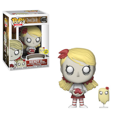 Wendy and Abigail Funko Pop