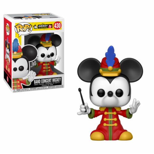Band Concert Mickey Funko Pop