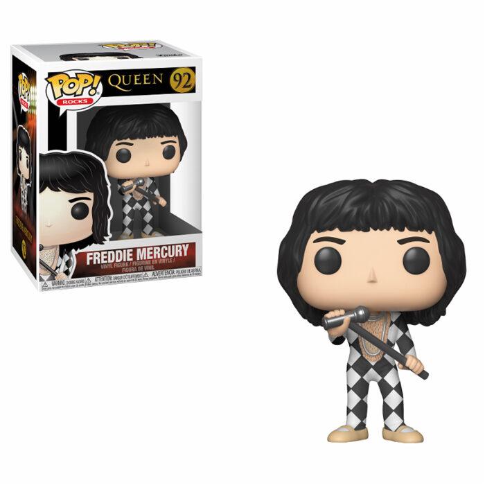 Freddie Mercury Funko Pop