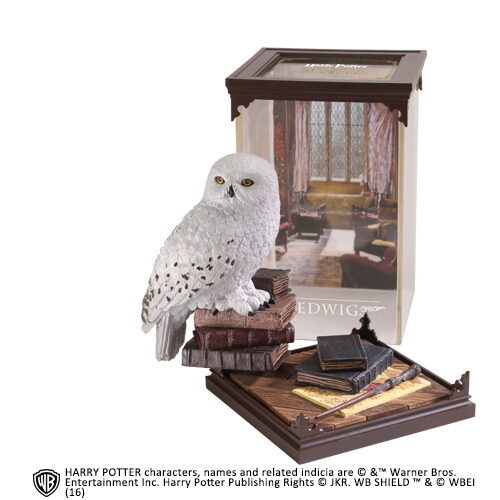 Hedwig Magical Creatures The Noble Collection
