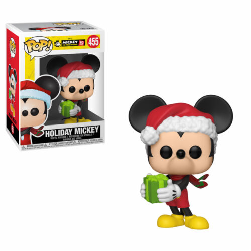 Holiday Mickey Funko Pop