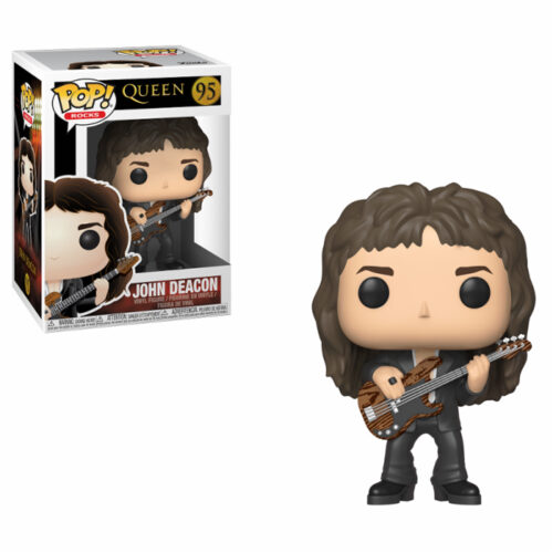 John Deacon Funko Pop