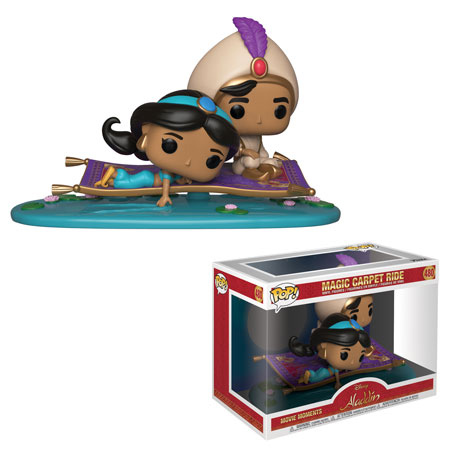 Magic Carpet Ride Aladdin Funko Pop Movie Moment