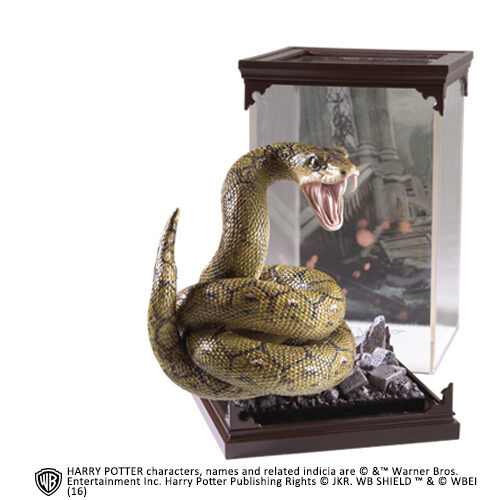 Nagini Magical Creatures The Noble Collection