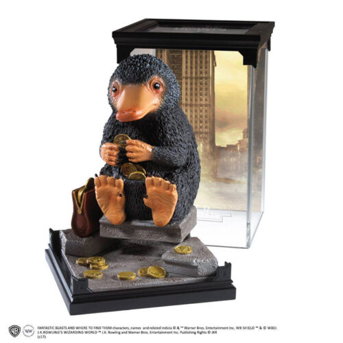 Niffler Magical Creatures The Noble Collection