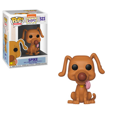 Spike Rugrats Funko Pop