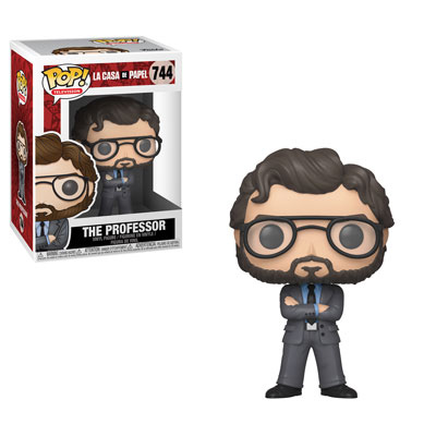 The Professor Funko Pop La Casa De Papel
